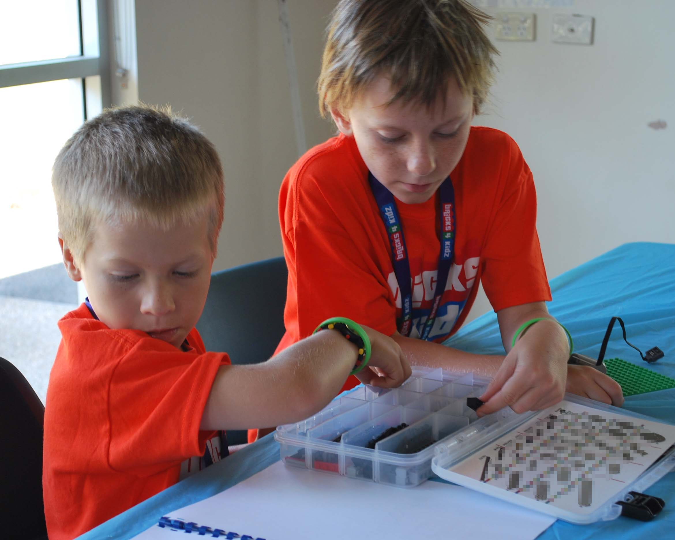 BRICKS 4 KIDZ Sydney Northern Beaches After School Workshop Project Work