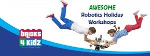 Awesome Robotics Holiday Workshops