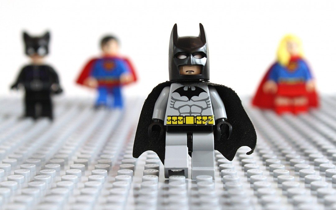 Five SUPER FUN Ways to Create Learning Moments inspired by LEGO® Batman