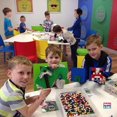BRICKS 4 KIDZ INSPIRE CREATIVITY