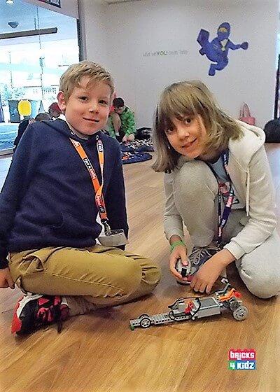 BRICKS 4 KIDZ Robotics