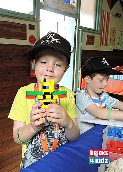 BRICKS 4 KIDZ Jr Robotics