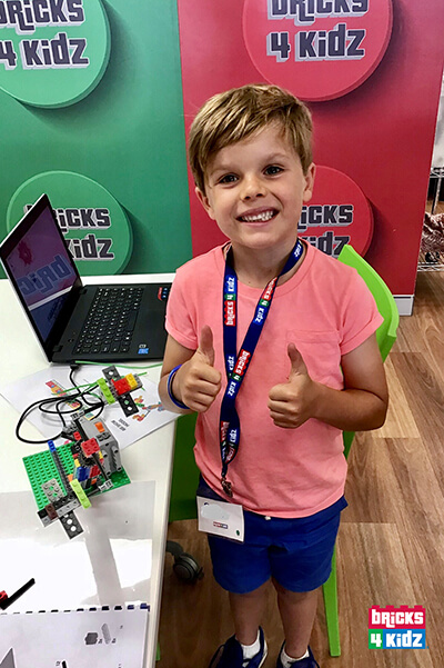 BRICKS 4 KIDZ Robotics