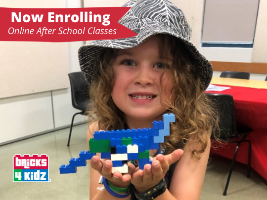 Totally Cool! We're creating online After School 🤙😁🦖