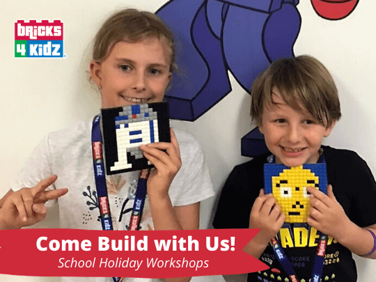 Bringing FUN to July School Holidays with LEGO® & LEGO® Robotics