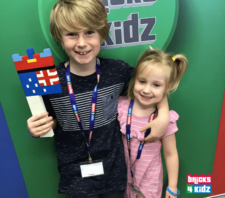 YIPPEE! Summer Holidays are nearly here and spots at our Programs with LEGO and Robotics are now available! ☀️ 🎉 🙌