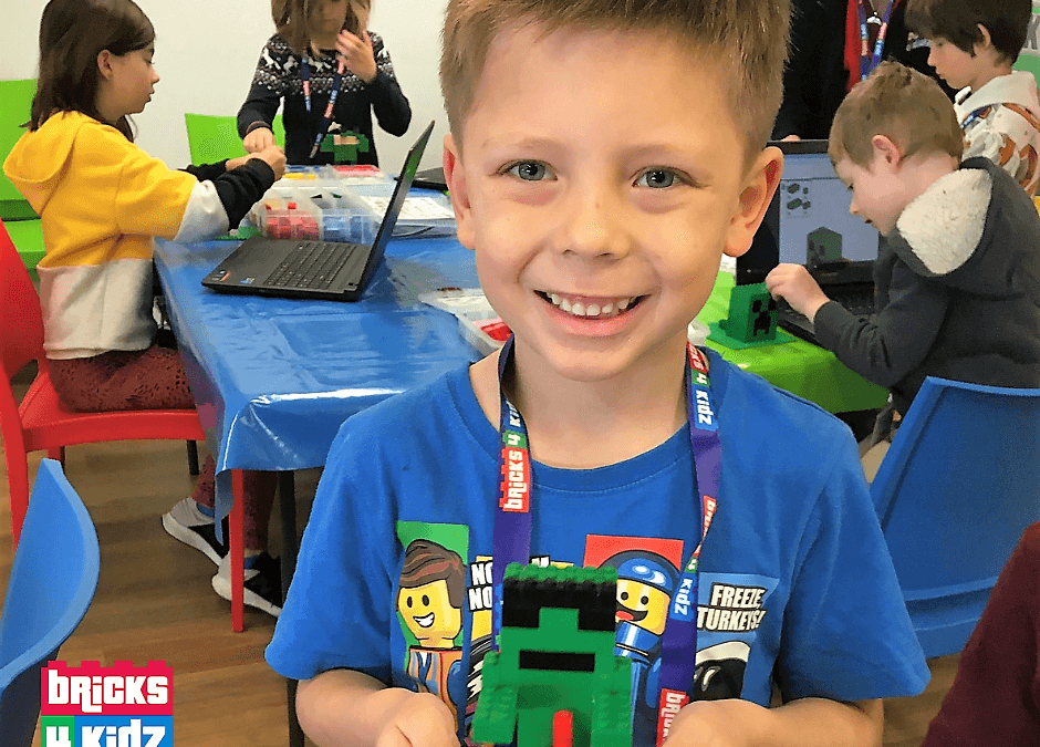 HOP TO IT! 🐰Spots at our April School Holiday Programs with LEGO® and Robotics are now available! 😊🚀🌈