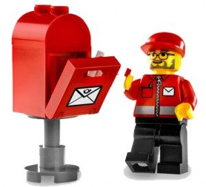 Lego-Mail