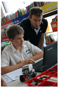Robotics with instructor