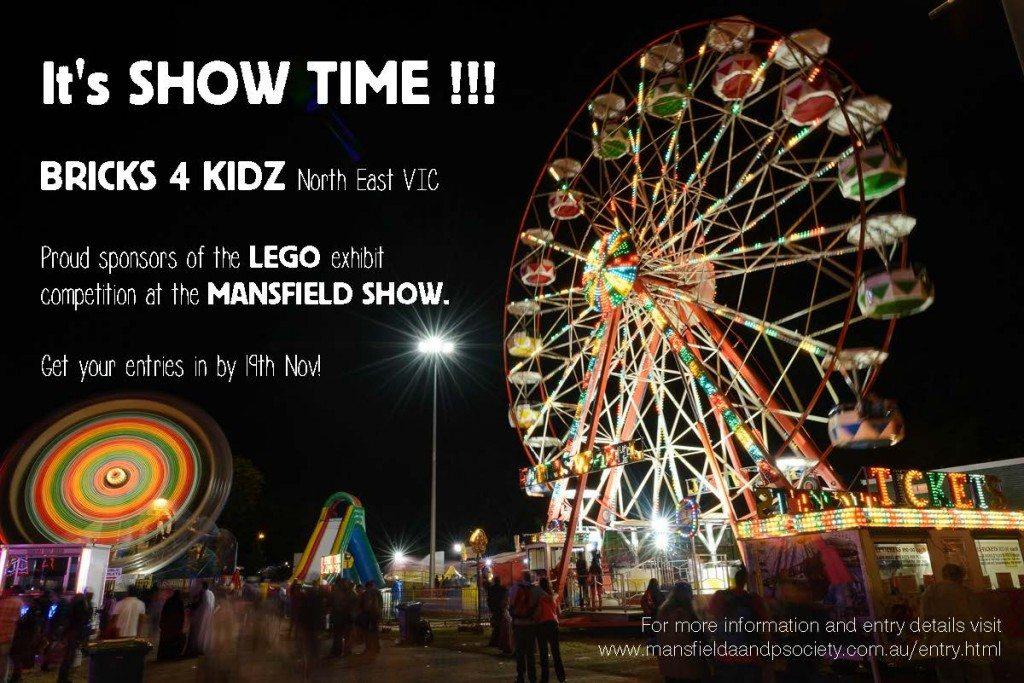 MANSFIELD SHOW promo 2015