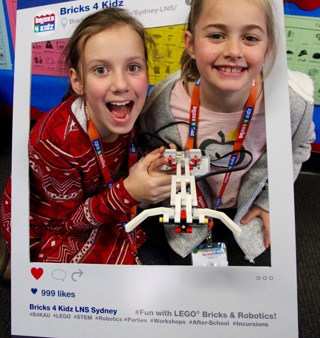 The Future Is Here – LEGO® MINDSTORMS EV3 Robotics Holiday Workshops on Sydney's Lower North Shore!