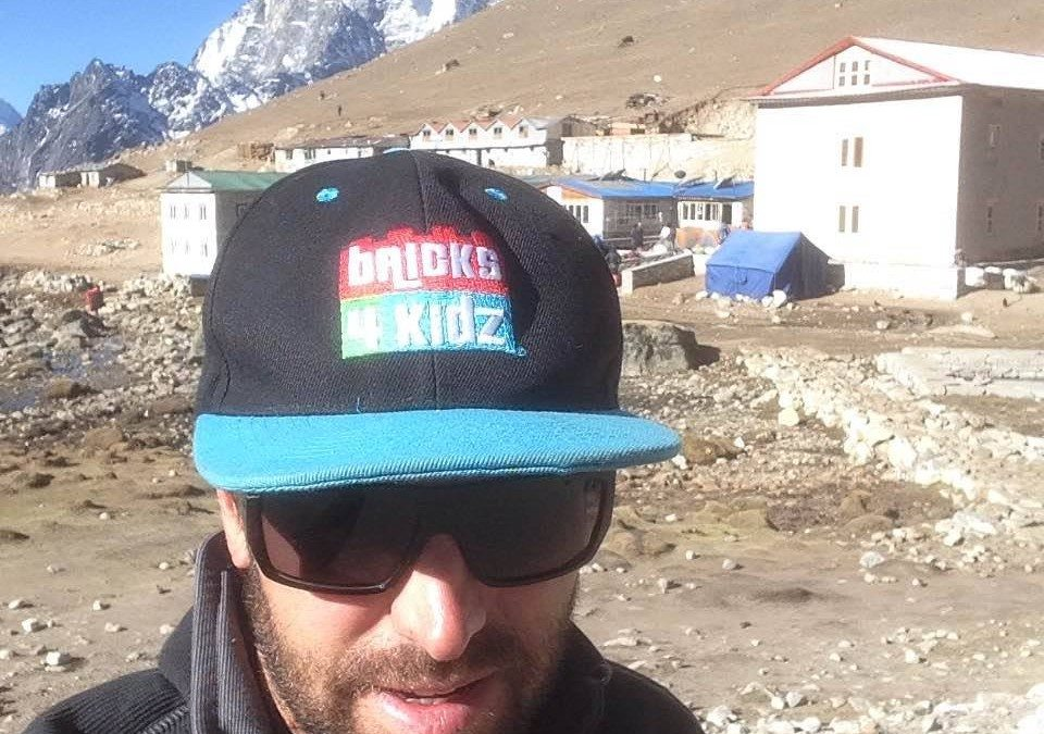 BRICKS 4 KIDZ Sunshine Coast at Mount Everest Base Camp!