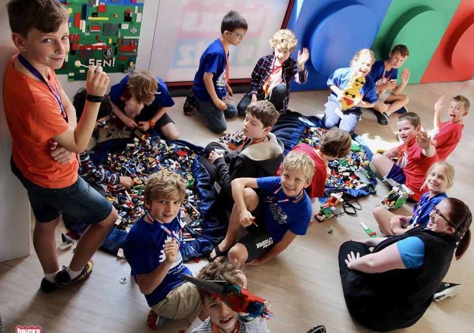 Five Life Lessons your Kids can Learn from Playing with LEGO Bricks