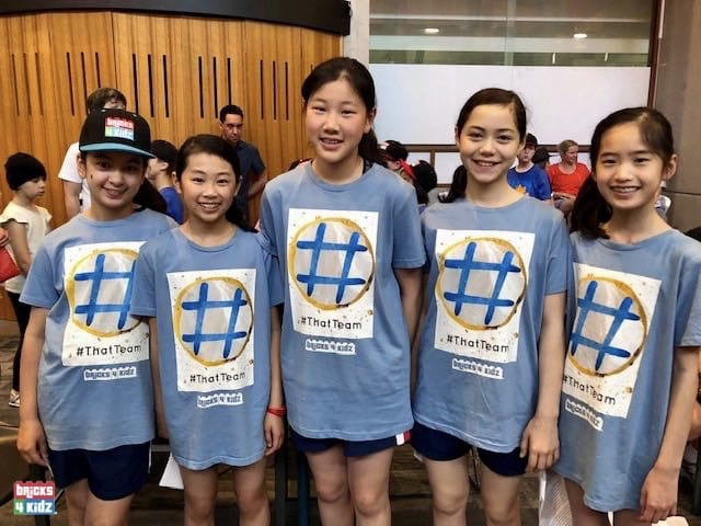 Congrats to the Sydney Teams who Competed in the FIRST LEGO League Regional Competition!
