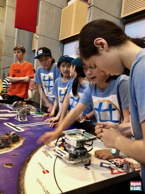 Congrats to the Sydney Teams who Competed in the FIRST LEGO