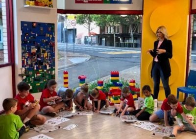 3 BRICKS 4 KIDZ Sydney - TODAY Show on Channel 9 - LEGO Kids Robotics Birthday Parties School Holiday Activities