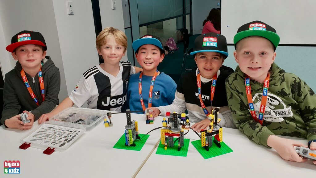 LEGO and Robotics Workplace Holiday Programs at Dimension Data, Capgemini and Foxtel!