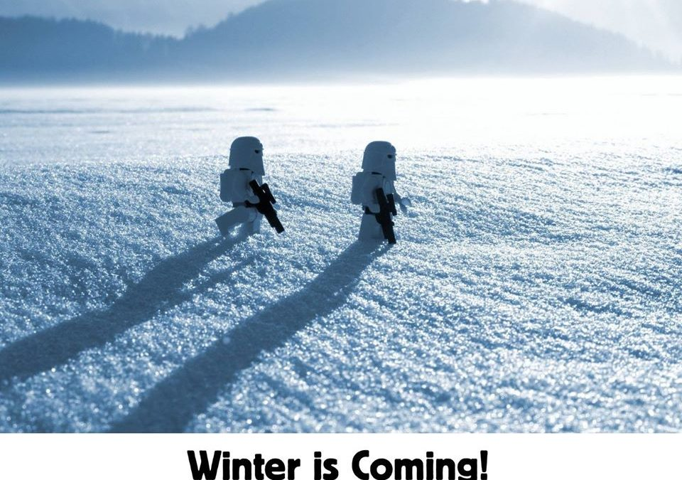 Winter is Coming and So Are We!